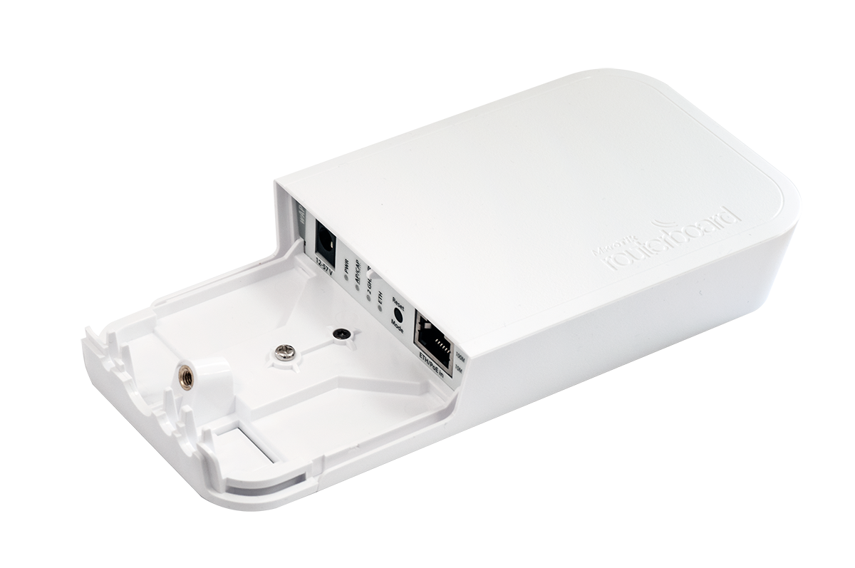Mikrotik RouterBoard wAP LTE kit-US Small weatherproof wireless