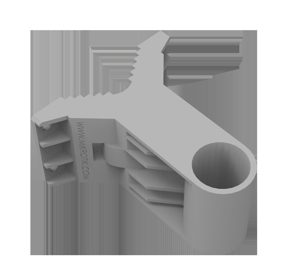Small Wall Mount : Mikrotik quickMOUNT QM small wall mount adapter - New! :: Mikrotik ...