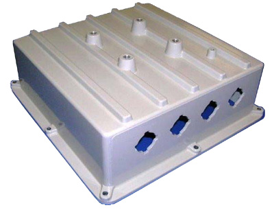 ARC Wireless ARC-IE2000K01 Generation II Integrated Enclosure with Articulating Bracket Solution (ABS)