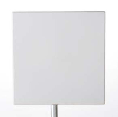 ARC Wireless 5.1 to 5.9GHz 20dBi Standalone Panel Antenna with N-female jack and mounting bracket kit (BRA-A-1699-02).
