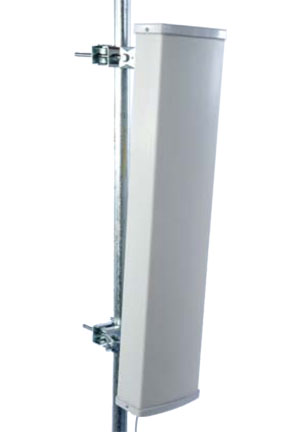 ARC Wireless 3.3 to 3.8GHz at 18-14.5dBi Standalone Variable Degree V Pol Wideband Sector Antenna with N-female jack - New!