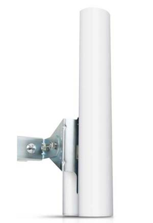 AM-5G17-90 Ubiquiti 5GHz 17dBi 90 degree MIMO AirMax BaseStation Sector Antenna and bracket system