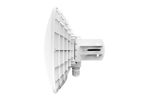 Mikrotik DynaDish 5 is a high gain, high speed 5GHz oudoor wireless device. Dual polarization 802.11ac and Nv2 TDMA technology - New!
