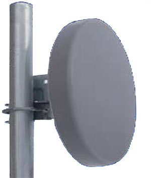 Laird /Pacific Wireless 17dBi Echo Series 5GHz Backfire Antenna with mounting bracket 5200213