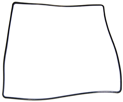 GAS-P-3038-01 Rubber Gasket - Seal Enclosure to Antenna - ARC Wireless