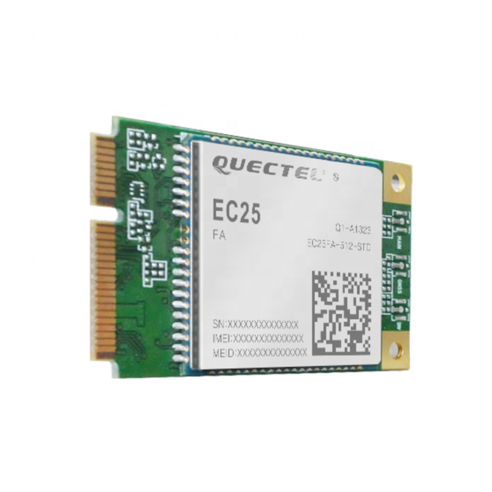 Quectel EC25-V Mini PCIe 3G/4G/LTE miniPCI-e card (certified with Verizon in the US) - New!