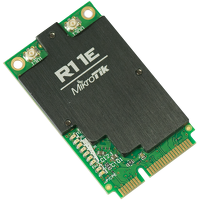 R11e-2HnD Mikrotik 802.11b/g/n High Power MiniPCIe card - 800mw output Atheros AR9580 chipset - New!