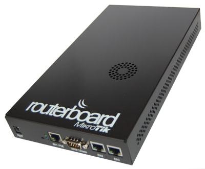 Mikrotik RouterBoard RB/800 RB800 complete Extreme Performance Router with 3 - 10/100/1000 ethernet ports and 4 miniPCI slots and RouterOS Level 6 -  New!