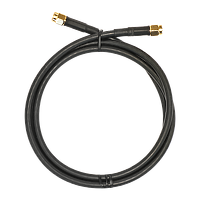1m SMA male to SMA male cable