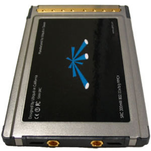 Ubiquiti SRC  SuperRangeCard 802.11a/b/g with Antenna
