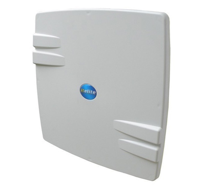 ITelite 2.4GHz at 14dBi Dual Polarity Panel Enclosure Antenna Solution designed for Mikrotik RouterBoard 411, 711, or 433