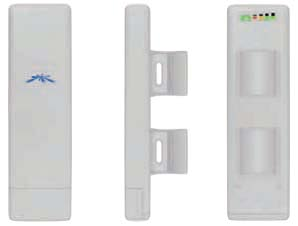 NS5 NanoStation5 Ubiquiti 5GHz 802.11a CPE Featuring Adaptive Antenna Polarity (AAP) Technology, FCC Approved