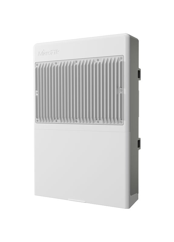 Mikrotik netPower 16P (CRS318-16P-2S+OUT) - An outdoor 18 port switch with 16 Gigabit PoE-out ports and 2 SFP+ - New!