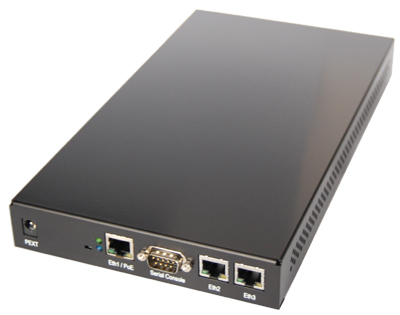 Mikrotik RouterBoard RB/600 RB600A complete Extreme Performance Router with 3 - 10/100/1000 ethernet ports and 4 miniPCI slots and RouterOS Level 4