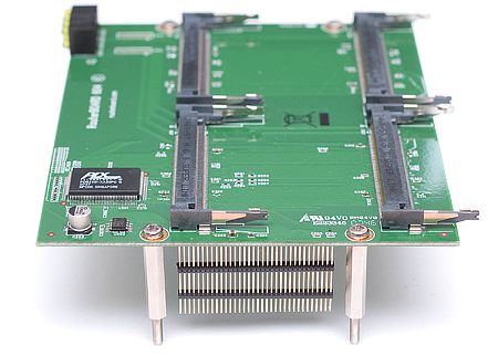 RB/604 RB604 Mikrotik RouterBoard 604 daughtercard adds 4 miniPCI slots to RB/532 and RB/600