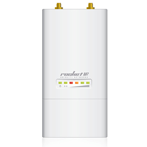RocketM2 Ubiquiti Rocket M2 2.4GHz Hi Power 2x2 MIMO AirMax TDMA BaseStation