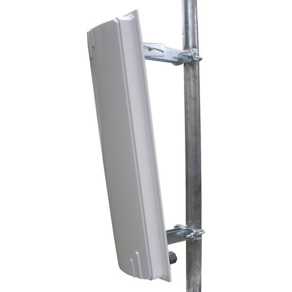 ITelite 5GHz at 16dBi Horiztonal Sector Enclosure Antenna Solution designed for Mikrotik RouterBoard 411, 711, or 433