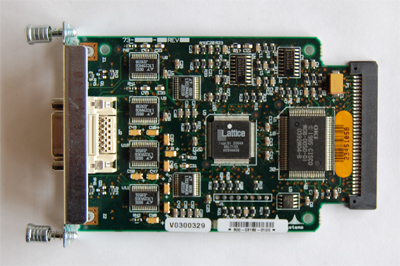 Cisco  wic-2a/s  2 port serial interface card