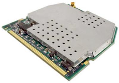 Ubiquiti XR3 XtremeRange3 3.40-3.70 GHz 320mW avg Tx power carrierclass licensed radio module - Experimental Only