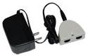 24VDC-POE Mikrotik 24vdc, 19 watt switching power supply with passive POE adapter