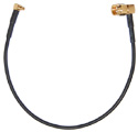 5210004-003  Right Angle MMCX to Right Angle SMA 8 inch pigtail cable