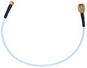 ARC-CJ1054S01 Right Angle MMCX to Straight SMA 9.5 inch (240mm) pigtail cable.