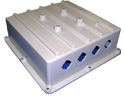 ARC Wireless ARC-IE2002K01 Generation II Integrated Enclosure with Articulating Bracket Solution (ABS)