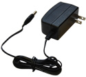 DVE 12vdc 12 watt (1 amp) wall mount style switching power supply with 2.1mm DC plug