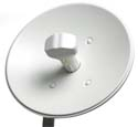 NB-5G25 NBM5 5GHz with 25dBi dish NanoBridgeM the World's first hi-performance and cost-effective MIMO bridging devices - US version