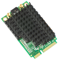 R11e-5HacD Mikrotik 802.11ac High Power MiniPCIe card - 500mw output Atheros QCA9882 chipset -New!