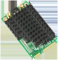 R11e-5HacD Mikrotik 802.11ac High Power Dual Chain MiniPCIe card - 500mw output Atheros QCA9882 chipset -New!