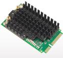 R11e-2HPnD Mikrotik 802.11b/g/n High Power MiniPCIe card - 1000mw output Atheros AR9580 chipset - New!