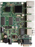 RB/450G RB450G Mikrotik RouterBOARD 450G with 680MHz Atheros AR7161 CPU, 256MB RAM, 512MB FLASH, 5 10/100/1000 ethernet ports, RouterOS L5