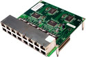 RB/816 RB816 Mikrotik RouterBoard 816 daughtercard adds 16 10/100 ethernet ports to RB/600 and RB/800 - New