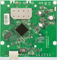RB911-5Hn Mikrotik RouterBOARD 911 with Atheros AR9344 600MHz CPU, 64MB DDR RAM, 5GHz 802.11a/n single chain radio, and RouterOS L3 - New!