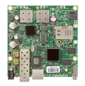 RB922UAGS-5HPacD Mikrotik RouterBOARD 912G with Atheros QCA9557 720MHz CPU, 128MB DDR RAM, 5GHz 802.11ac dual chain radio, and RouterOS L4 - New!