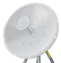 RD-5G30 airMAX 5GHz 30dB solid dish for MIMO 2x2 applications - 2 foot (0.6M) Dish Antenna - Dual Polarity