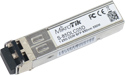 Mikrotik MM 850nm multi-mode fiber 1000BASE-SX Module with dual LC-type connector and DDM