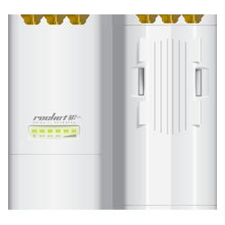 RocketM5-GPS Ubiquiti RM5-GPS 5GHz Hi Power 2x2 MIMO AirMax TDMA BaseStation with GPS AirSync