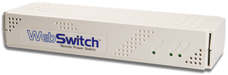 WebSwitch (Inlcudes all North American cables and connectors)