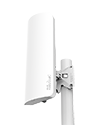 Mikrotik mANTBox 12s RB911G-2HPnD-12S 2.4GHz 12 dBi 120 degree Dual Polarity Sector antenna with integrated Radio - New!
