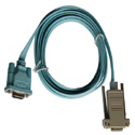 CAB/RB-SERIAL Serial Console Cable for Mikrotik Netinstall with RouterBoards with RJ45 and DB9 ends