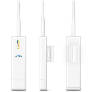 Ubiquiti PicoStation2HP - 1000mW 2.4GHz AP.  The Smallest and Most Powerful AP in the World