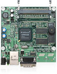 RB/133c RB133c Mikrotik RouterBOARD 133c with 175MHz MIPS CPU, 16MB SDRAM, 1 LAN, 1 miniPCI slot, 64MB NAND with RouterOS L3 - EOL (End of Life)