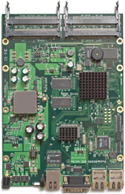 RB/600 RB600 Mikrotik RouterBOARD 600 with MPC8343E 266/400MHz CPU, 64MB DDR RAM