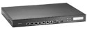 Roc-Box Core - a high performance router with 3.2GHz Intel Pentium Dual-Core CPU,  2.0GB RAM, 7 Gig ethernet ports, 1U router with Mikrotik RouterOS