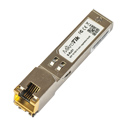 Mikrotik RJ45 SFP copper module 10/100/1000 with auto negotiation