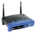 Linksys wrt54g ver2 loaded with Tomato 1.19