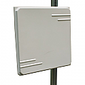 ITelite 2.4GHz 19dBi Panel Antenna with N-Female Connector and pole mounting bracket