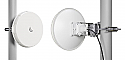 Mikrotik Wireless Wire nRAY - The most compact wireless 2 Gb/s aggregate link in the 1500 m range - coming soon!